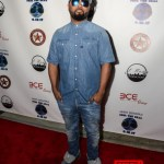 Musiq Soulchild celebrated birthday at Club Revel with celebrity friends !
