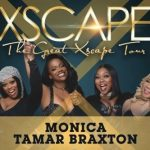 "R&B Quartet XSCAPE Bringing ""The Great XSCAPE Tour"" to Philips Arena on New Year's Eve with Special Guest Tamar Braxton"