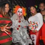 No IG Jeremy & Dayybella Halloween Party Kandi, Tiny, Monica, Toya, & More