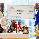 Emerging ATL Rapper Slim Stunta Signs $1 Million Dollar Endorsement Deal with AfroBeats Headphone Company
