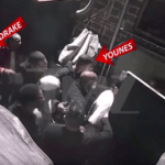 Drake, Odell Beckham Jr. Watch as Kourtney's Ex Younes Bendjima Attacks Man