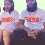 "YouTube Sensation Queen Naija Knocked Up By ""Friend"" 4 Months After Divorcing Chris Sails"