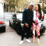 Stevie J recently had a car accident