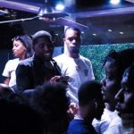 YFN LUCCI throws a listening party for a song with Trey Songz