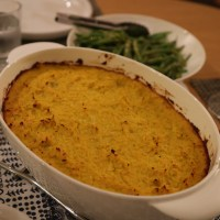 Chilean Corn Pie