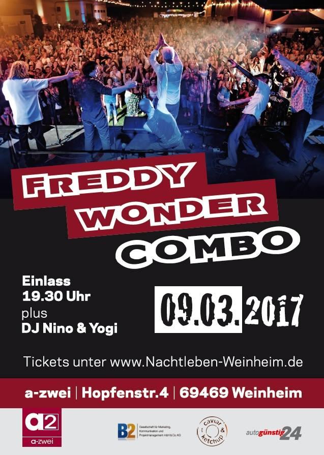 Freddy Wonder Combo