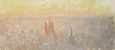Claude Monet, Rouen
