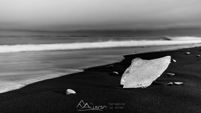 Diamond beach (Jökulsárlón) n°0825
