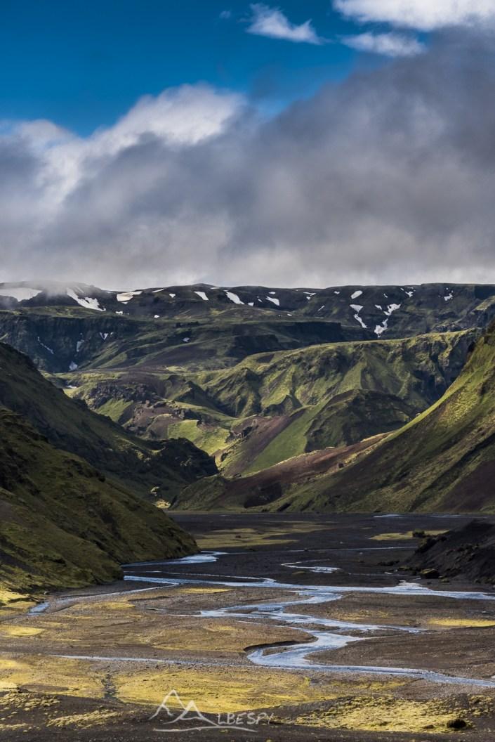 Et au milieu coule une rivière (Þakgil) n°0806