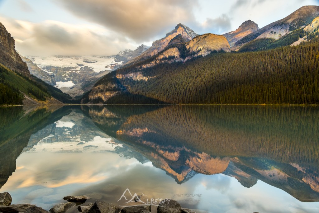 Lake Louise (Parc National de Banff - Alberta) n°0607