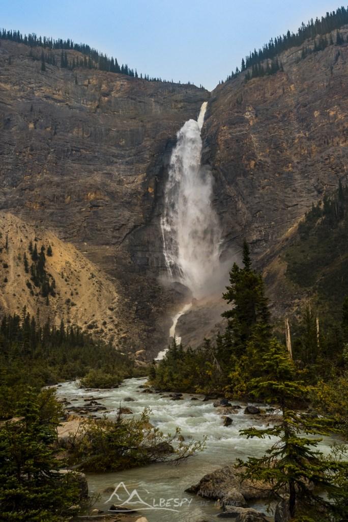 Takakkaw Falls (Parc National de Yoho - Colombie Britannique) n°0620