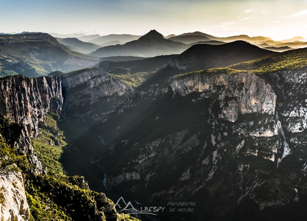 Gorges du Verdon (Alpes de Haute Provence) n°0415