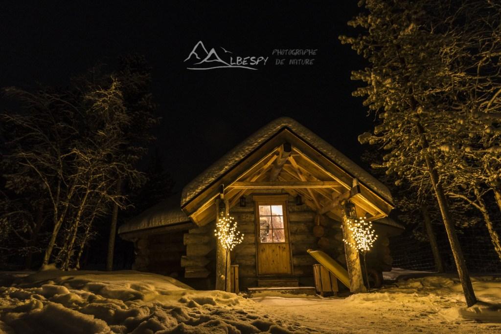 Maison traditionnelle : La Kota (Hetta - Finland) n°1009