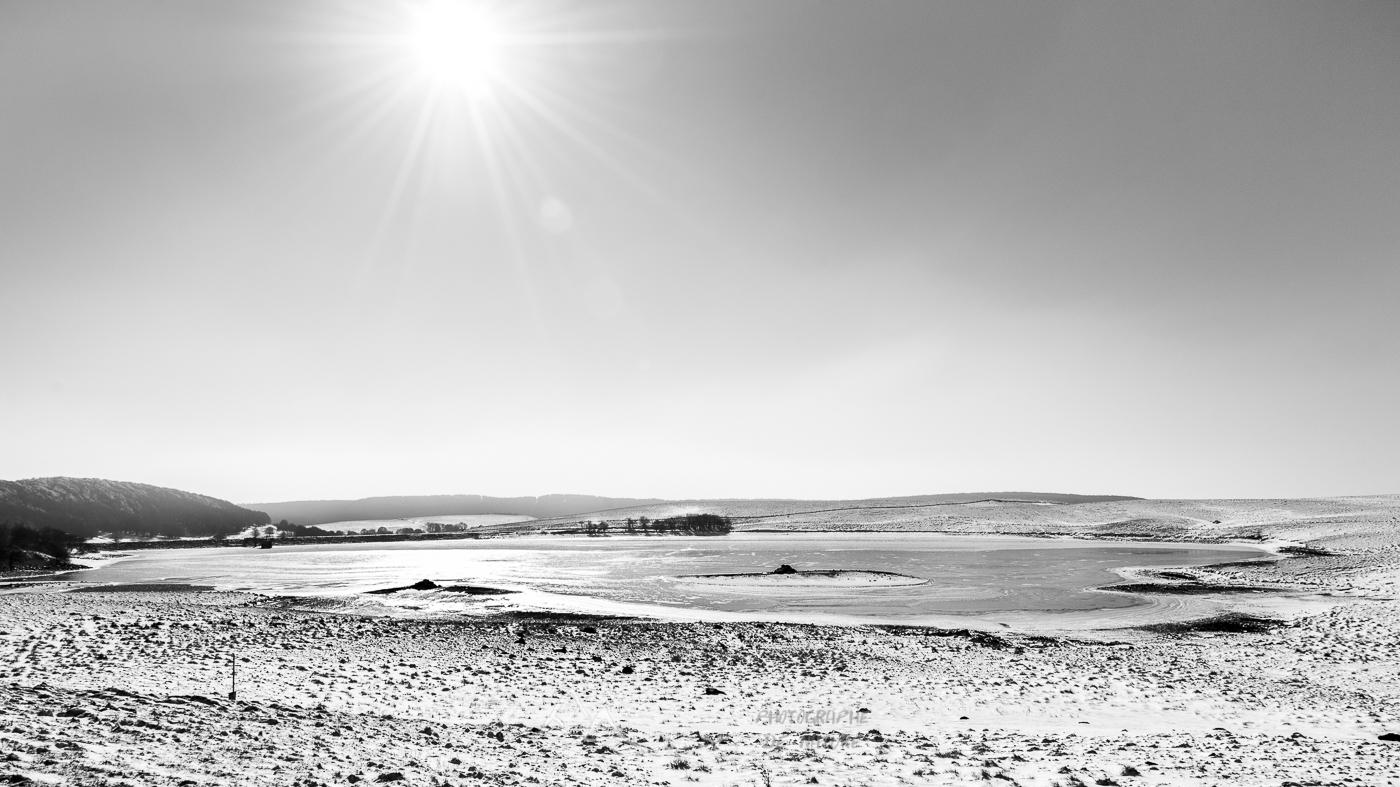 Le temps s'est arrêté (Lac des Moines - Plateau de l'Aubrac) n°0206