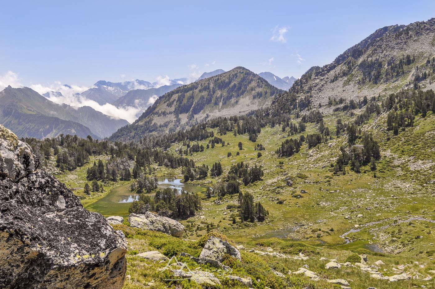 Réserve Nationale du Néouvielle (Pyrénées) n°0407