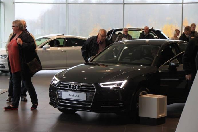 Audi Fredericia åbent hus