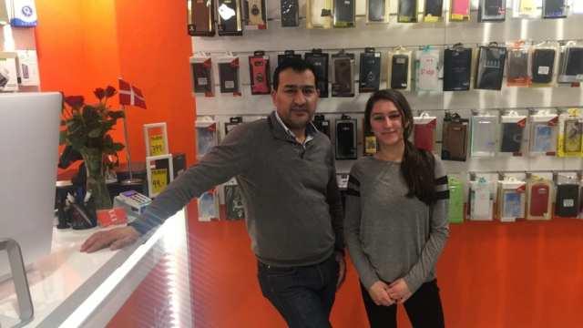 Abdul Hai, Danish Phone Repair