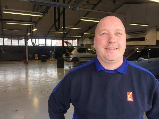 Mekaniker Peter Brandstrup, All Car