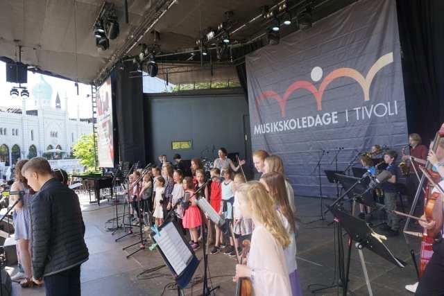 Den Kreative Skole i Tivoli, Foto: Fredericia AVISEN