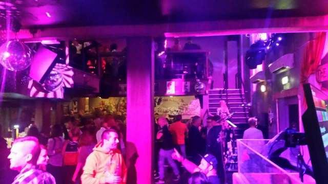 """Dansegulvet i """"The Old Irish Pub"""""""