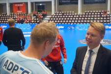 Fredericia Håndboldklub - HEI. 5. september 2018. Foto: Thomas Lægaard, Fredericia AVISEN.