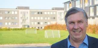 Christian Jørgensen (V), Formand for Borger- og Demokratiudvalget. Foto: Andreas Dyhrberg Andreassen, Fredericia AVISEN.