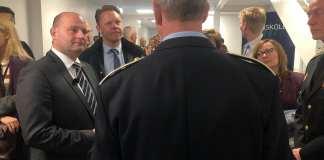 Indvielse af Politiskolen i Fredericia. Foto: Patrick Viborg Andersen, Fredericia AVISEN.