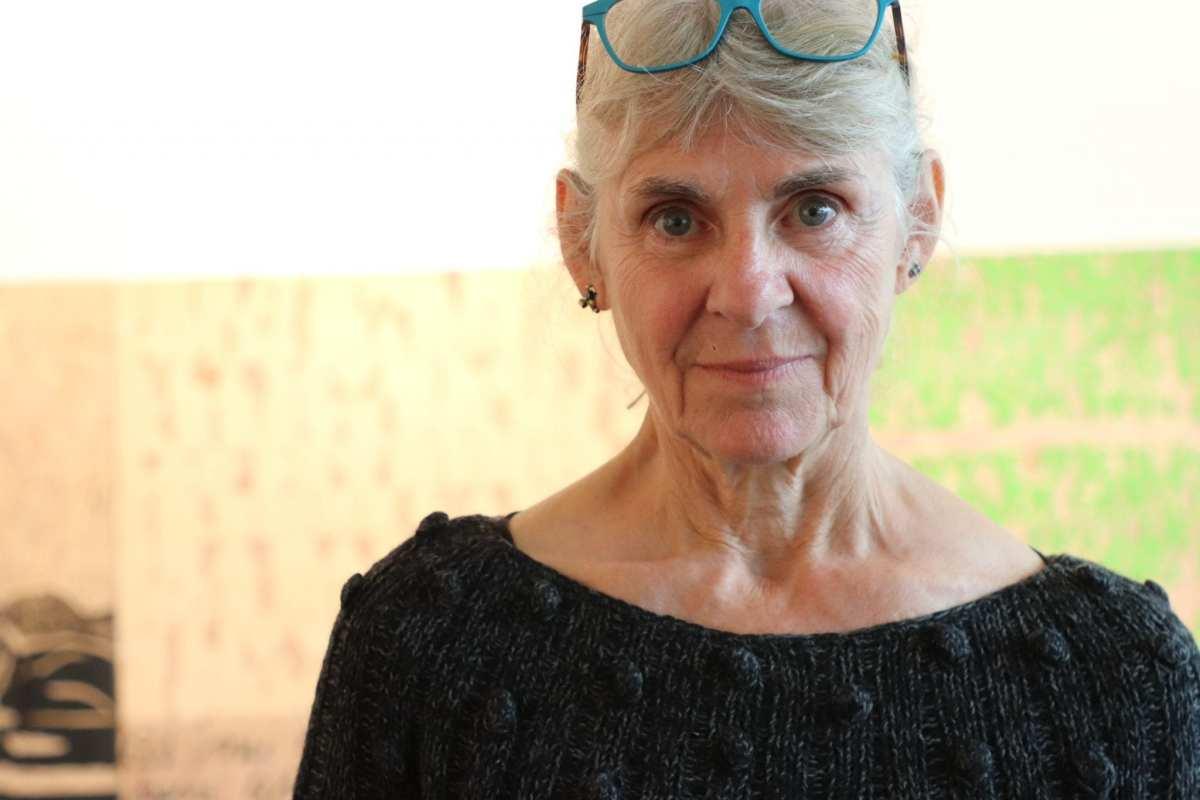 Tine Hind – endnu en super fernisering fra Fredericia Kunstforening