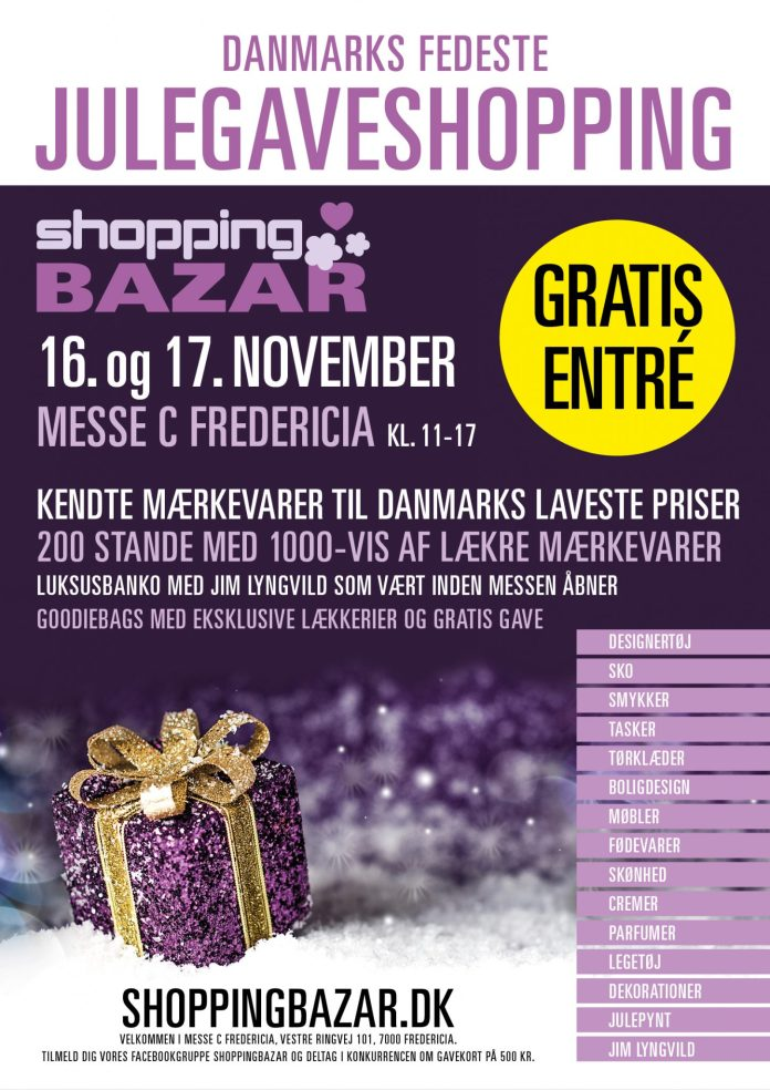 https://www.facebook.com/ShoppingBAZAR.dk/