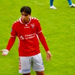 Vejle Boldklub – AaB, Wahid Faghir