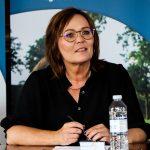 Susanne Eilersen, Dansk Folkeparti pressemøde på Meldahls Rådhus