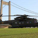 Militærhelikopter