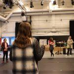 Den Kreative Skole, Musicalelever Foto: AVISEN