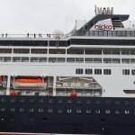 Vasco de Gama krydstogtskib den 23.07.2021 Fredericia