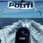 Politi på vandet
