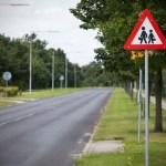 vej-med-skoleskilt