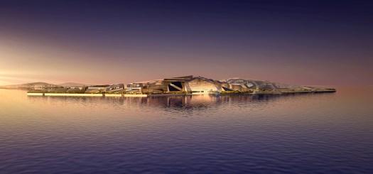 """Projet """"Floating City"""" - At Design"""