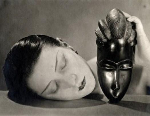 Noire et blanche, 1926, célèbre photographie de Man Ray.
