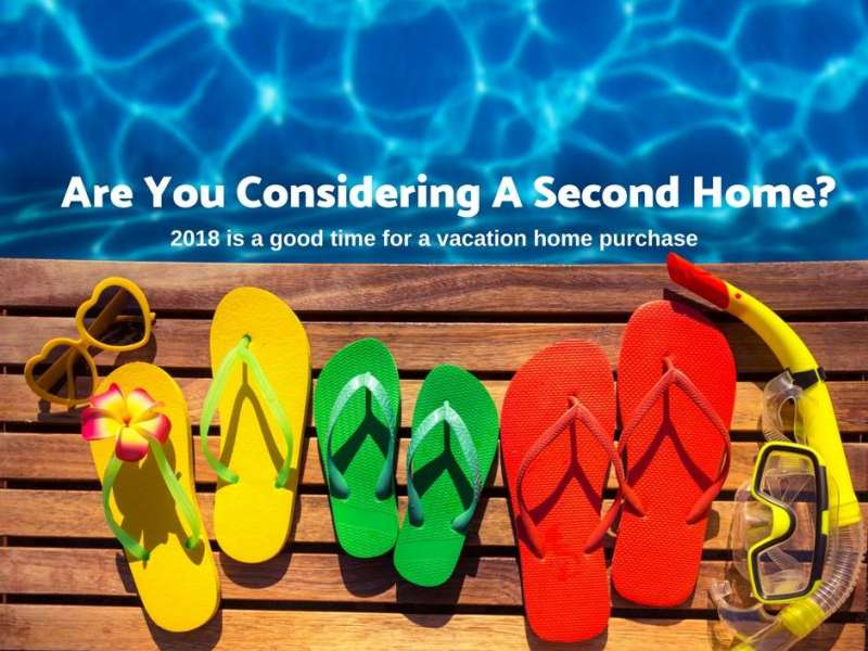 Are you considering a vacation home?