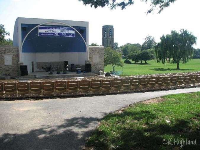 Baker Park Bandshell