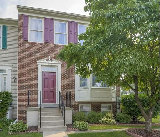 Townhouse on Brittany Court Frederick Md 21703 – SOLD