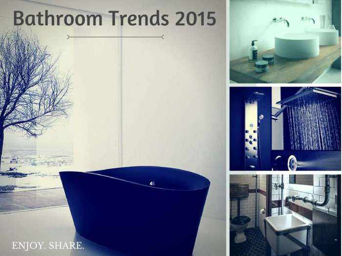 Bathroom Design Trends 2016