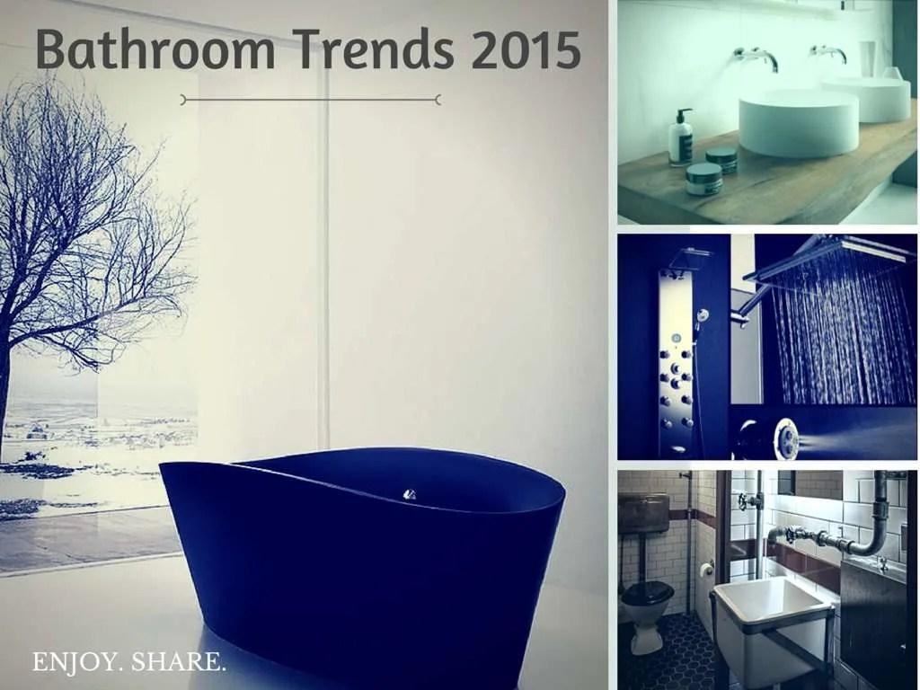 Bathroom trends amazing bathroom trends luxury with for Bathroom trends 2015