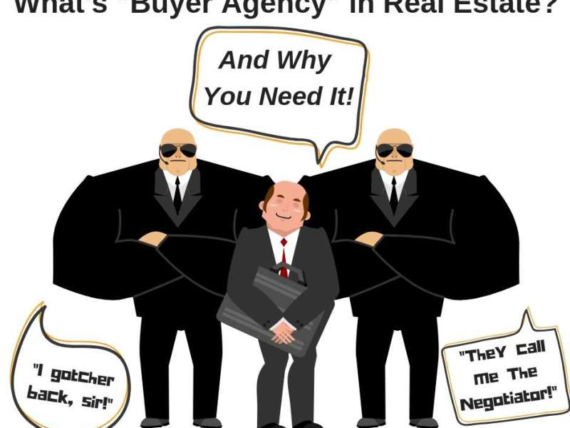 What is buyer agency in real estate?