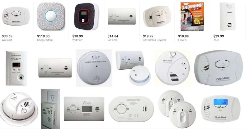 carbon monoxide detector saves lives
