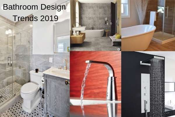 Bathroom Tiles Designs 2019: Bathroom Design Trends