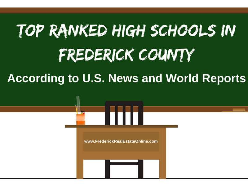 Frederick County has great schools