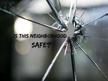 is this a safe neighborhood?