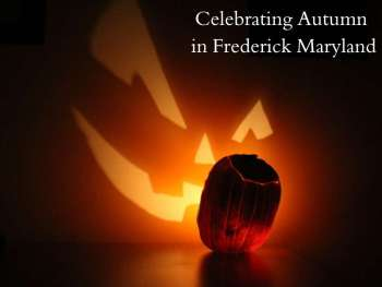 things to do in fall in frederick md
