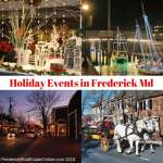 holiday fun in frederick md 2018